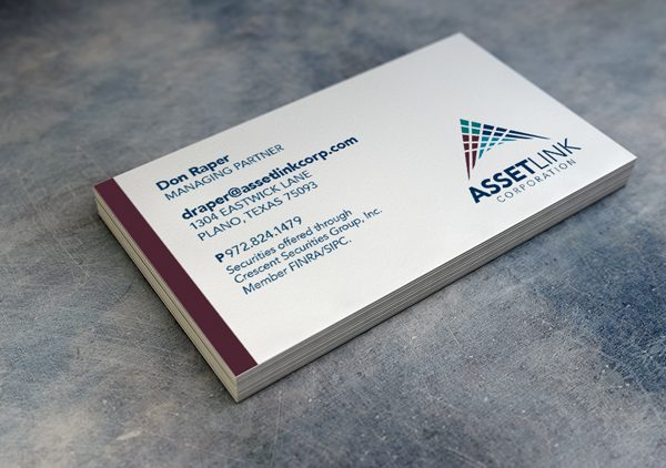 Business Cards Design With Purpose